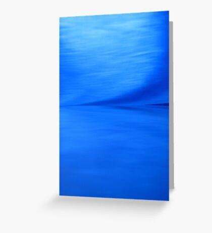 Wild Blue Yonder Greeting Card