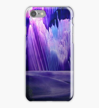 Encaustic Antarctic iPhone iPhone Case/Skin
