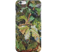 Green Mosaic iPhone Case/Skin