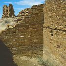 Chaco Canyon by David DeWitt