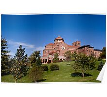 Immaculate Conception Monastery Poster