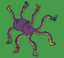 Dancing Octopus! by blacktips
