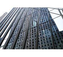 CHRYSLER BUILDING REFLECTION Photographic Print