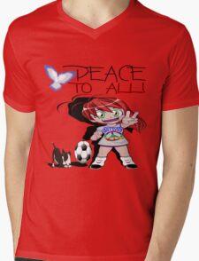 TOM BOY 1 Mens V-Neck T-Shirt