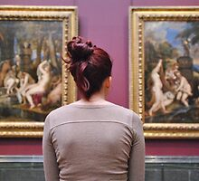 Art lovers - National Gallery by sirea