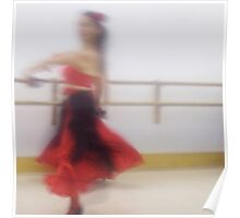 Dancer In Motion Poster