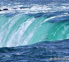 Niagara Fly Over by GraceNotes