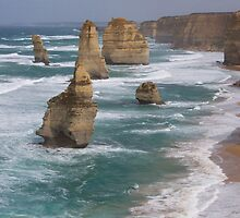 The Twelve Apostles by tootsun
