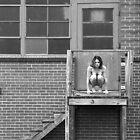 back door woman by RVAnude