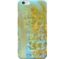 Earth and Water Abstract Design iPhone Case/Skin
