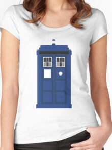 Time and Relative Dimensions in Space (MK2) Women's Fitted Scoop T-Shirt