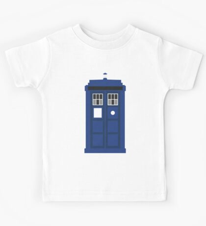 Time and Relative Dimensions in Space (MK2) Kids Tee