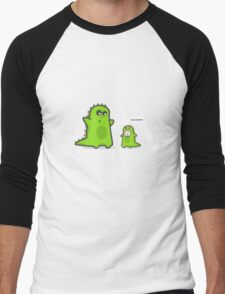 Monstors Men's Baseball ¾ T-Shirt