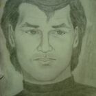 Patrick Swayze as Dalton by jentson
