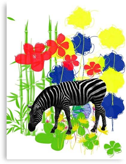 Zebra. by Vitta
