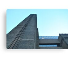The Tate Modern - Up Canvas Print