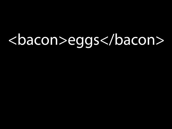 eggs wrapped in bacon by Di Harrison