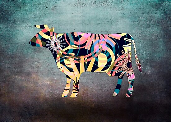 COW - P3A-2 by Pia Schneider