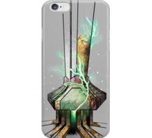 Tardis -A pseudominimalist revisit iPhone Case/Skin