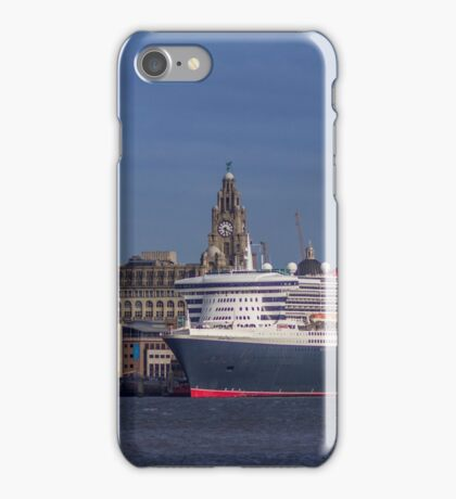 Big ship little ship iPhone Case/Skin