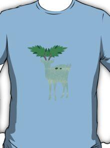 Pokemon - Sawsbuck Summer Form  T-Shirt