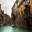 Streets of Venice by Olav Lunde