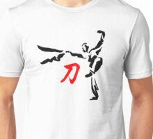 Shaolin kung fu Dao sword Unisex T-Shirt