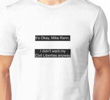 Civil Liberties SA Unisex T-Shirt