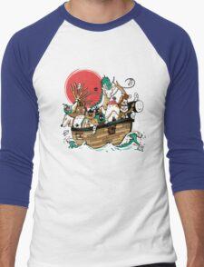 Fabulous Ark Men's Baseball ¾ T-Shirt