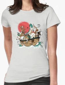 Fabulous Ark Womens Fitted T-Shirt