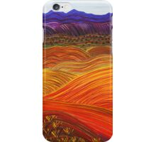 FLINDERS RANGES - Looking Back iPhone Case/Skin