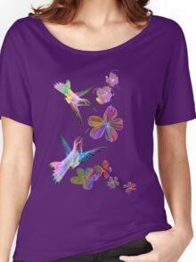 Birds. Women's Relaxed Fit T-Shirt