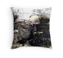 FOUNDATIONS #3 Water is Life Throw Pillow
