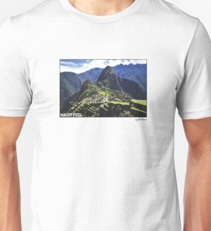 Machu Pixel T-Shirt