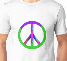 Awsome peace Unisex T-Shirt