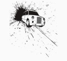 Taxi Splat by Richard Yeomans