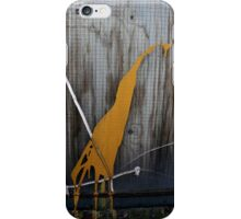Urban Zoo Creature iPhone Case/Skin