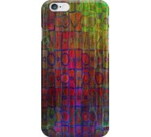 Sticks and Stones wont Scratch Your Bones iPhone Case/Skin