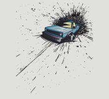 Dub Splat 01 by Richard Yeomans