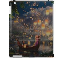 Disney Tangled Disney Rapunzel Floating Lanturns  iPad Case/Skin