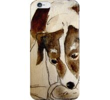 Thirsty Work iPhone Case/Skin