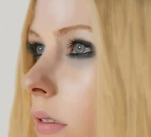 Avril by douxie