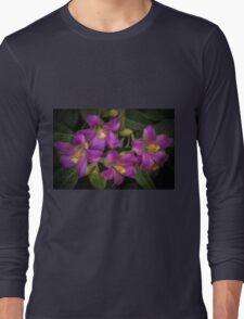 Tree Blossoms. Long Sleeve T-Shirt
