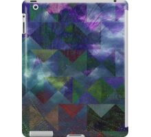 Geometric Cyclone iPad Case/Skin