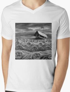 Stormy Mens V-Neck T-Shirt