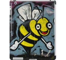 Bumble Bee Hugs - Hosier Lane, Melbourne iPad Case/Skin