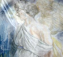 Cry Me An Angel by Angela  Burman