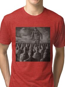 Golem Tri-blend T-Shirt