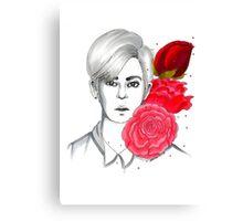 I am your FLOWER BOYFRIEND || Donghyun Canvas Print