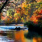 Flowing Colors by Stephen Warren